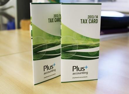 Tax Cards B