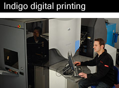 Indigo Digital Printing Services